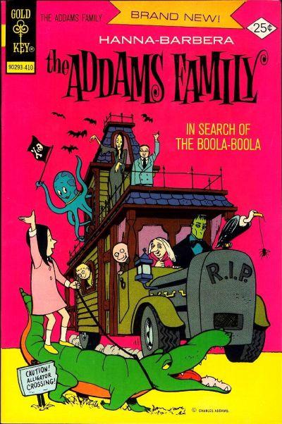Addams Family Vol 1