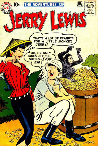Adventures of Jerry Lewis Vol 1 62