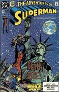 Adventures of Superman Vol 1 465