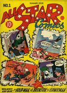 All-Star Comics Vol 1 1