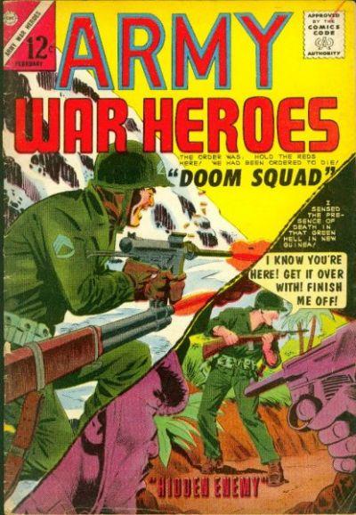 Army War Heroes Vol 1 7