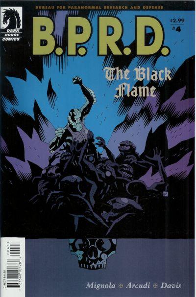 B.P.R.D.: The Black Flame Vol 1 4