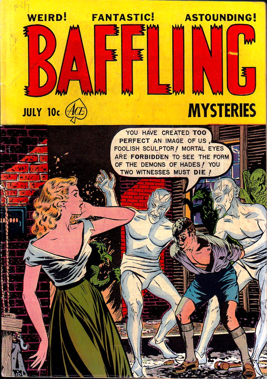 Baffling Mysteries Vol 1 9