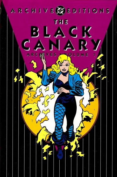 Black Canary Archives Vol 1