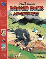 Carl Barks Library of Walt Disney's Donald Duck Adventures in Color Vol 1 19