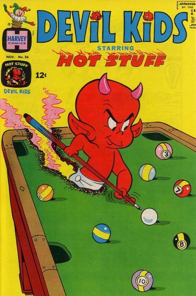 Devil Kids Starring Hot Stuff Vol 1 36