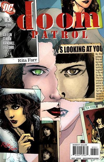 Doom Patrol Vol 5 13
