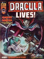 Dracula Lives Vol 1 4