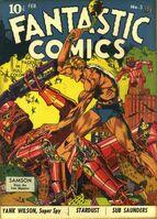 Fantastic Comics Vol 1 3