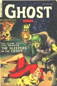 Ghost Comics Vol 1 6