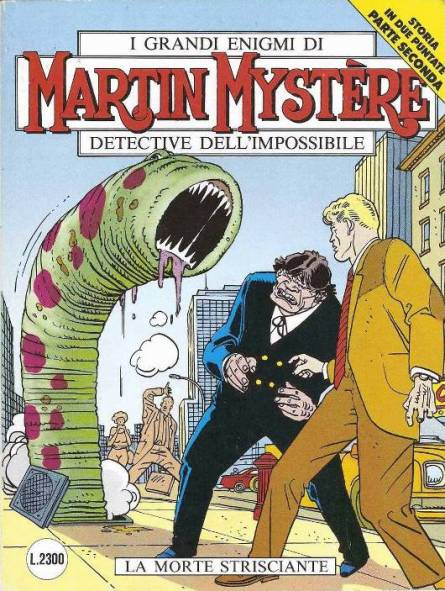 Martin Mystère Vol 1 127