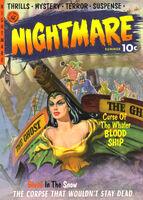 Nightmare (Ziff-Davis) Vol 1 1