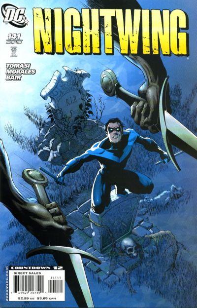 Nightwing Vol 2 141