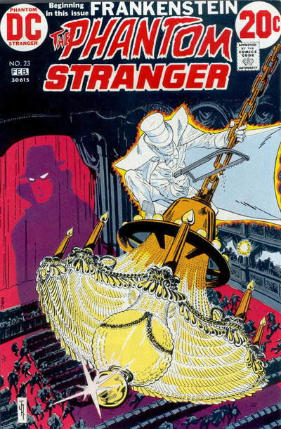 Phantom Stranger Vol 2 23