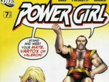 Power Girl Vol 2 7