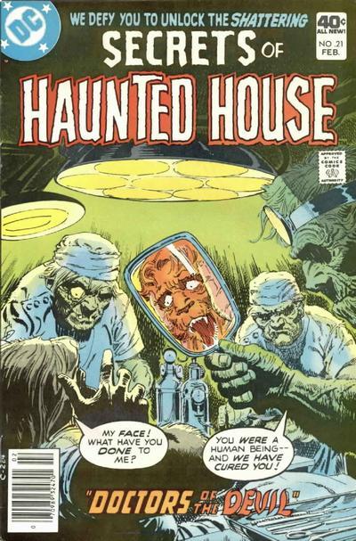 Secrets of Haunted House Vol 1 21