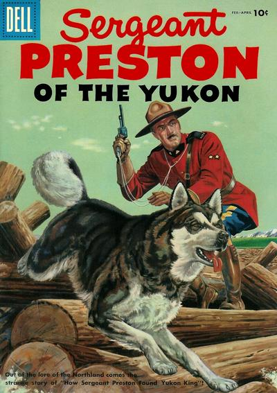 Sergeant Preston of the Yukon Vol 1 18