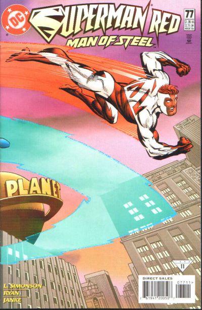 Superman: Man of Steel Vol 1 77