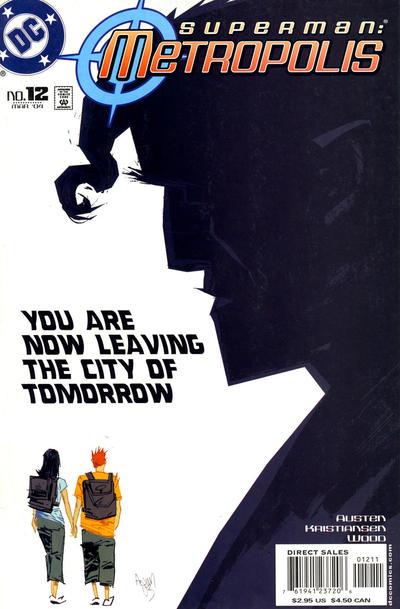 Superman: Metropolis Vol 1 12
