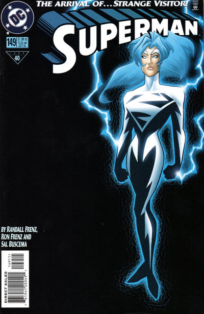Superman Vol 2 149