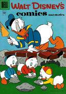 Walt Disney's Comics and Stories Vol 1 185