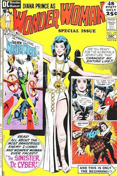 Wonder Woman Vol 1 197