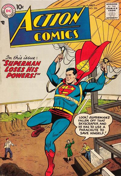 Action Comics Vol 1 230