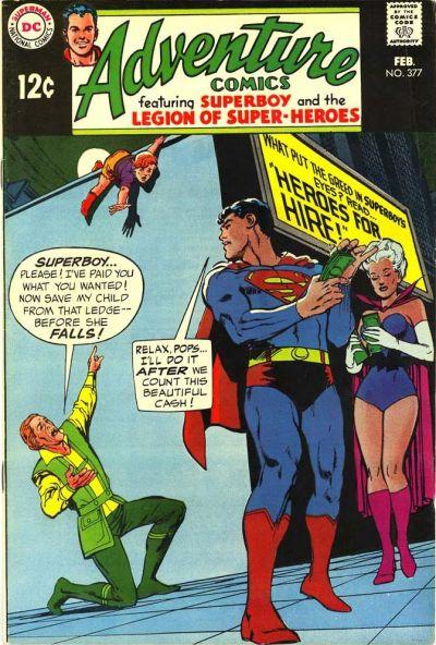 Adventure Comics Vol 1 377