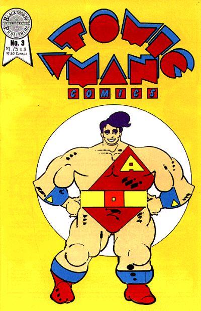 Atomic Man Vol 1 3