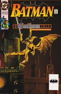 Batman Vol 1 478
