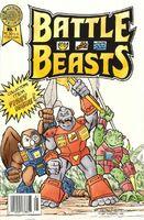 Battle Beasts Vol 1 1