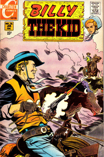 Billy the Kid Vol 1 76