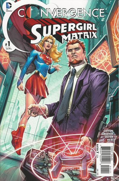 Convergence: Supergirl: Matrix Vol 1 1