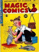 Magic Comics Vol 1 46