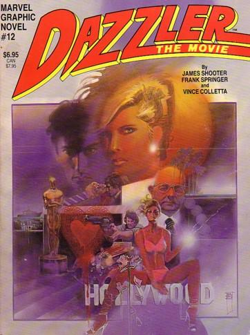Dazzler Vol 1