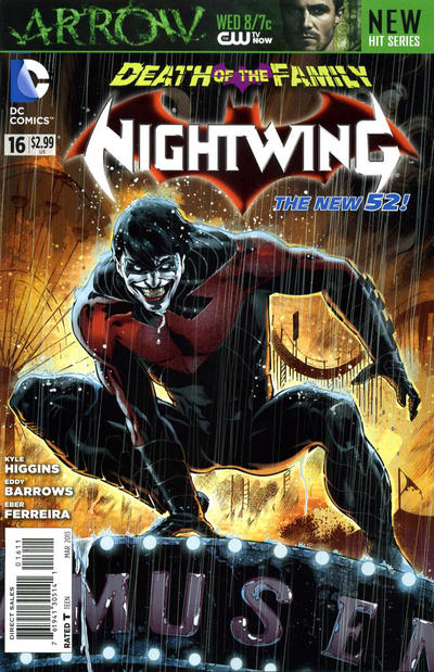 Nightwing Vol 3 16