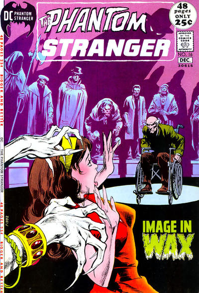 Phantom Stranger Vol 2 16
