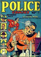 Police Comics Vol 1 11