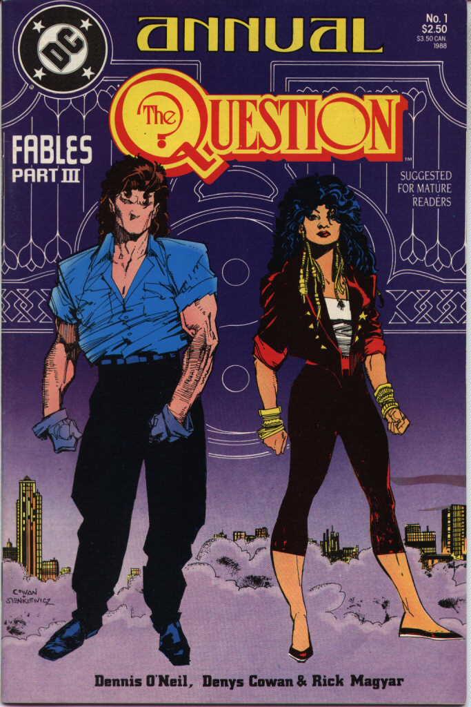 Question Annual Vol 1 1