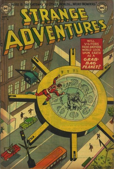 Strange Adventures Vol 1 36