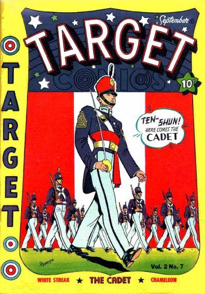 Target Comics Vol 1 19