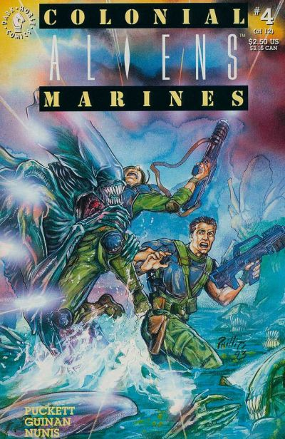 Aliens: Colonial Marines Vol 1 4