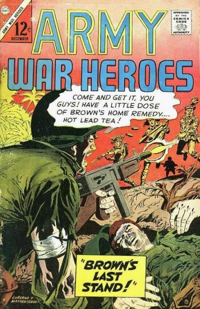 Army War Heroes Vol 1 17