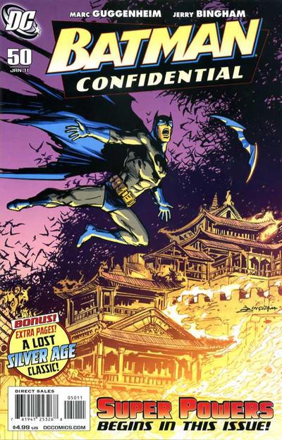 Batman Confidential Vol 1 50