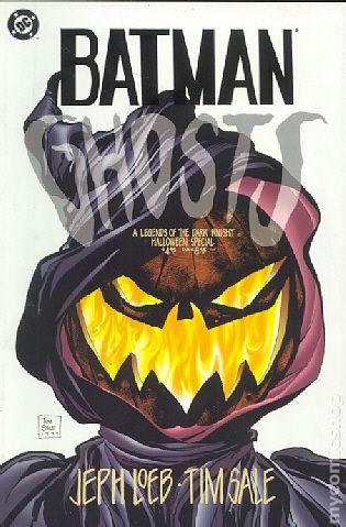 Batman: Legends of the Dark Knight Halloween Special Vol 1 3