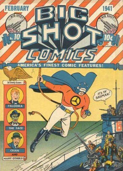 Big Shot Comics Vol 1 10