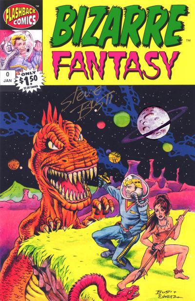 Bizarre Fantasy Vol 1 0