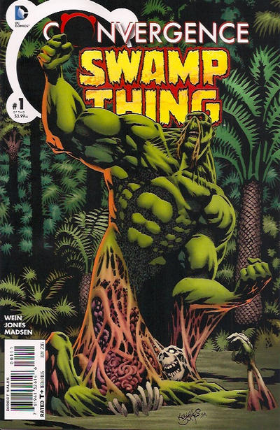 Convergence: Swamp Thing Vol 1 1