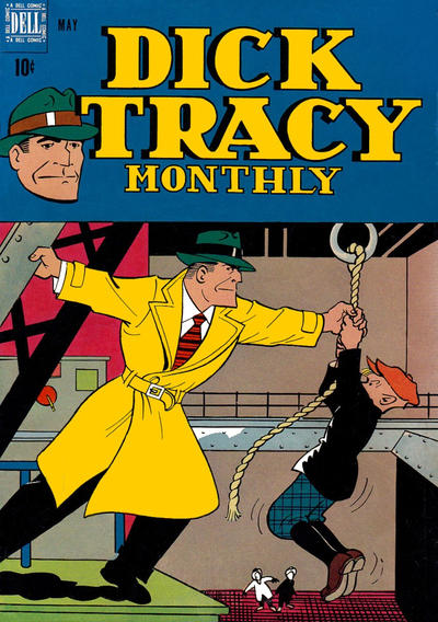 Dick Tracy Monthly Vol 1 5
