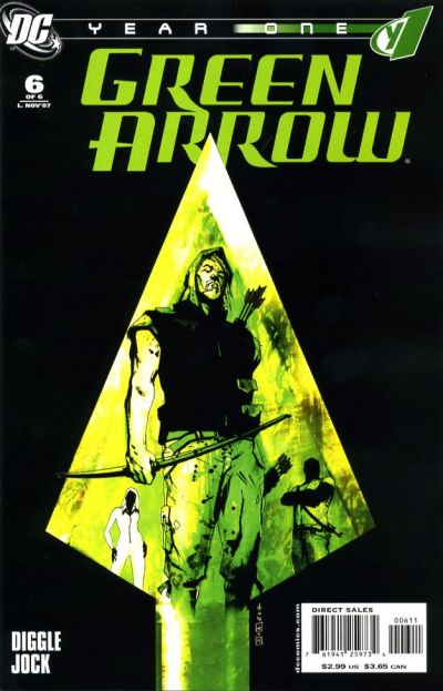 Green Arrow: Year One Vol 1 6